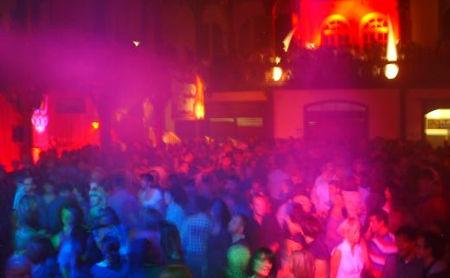 Fotos von der Ü30 Dance Night 23.10.10